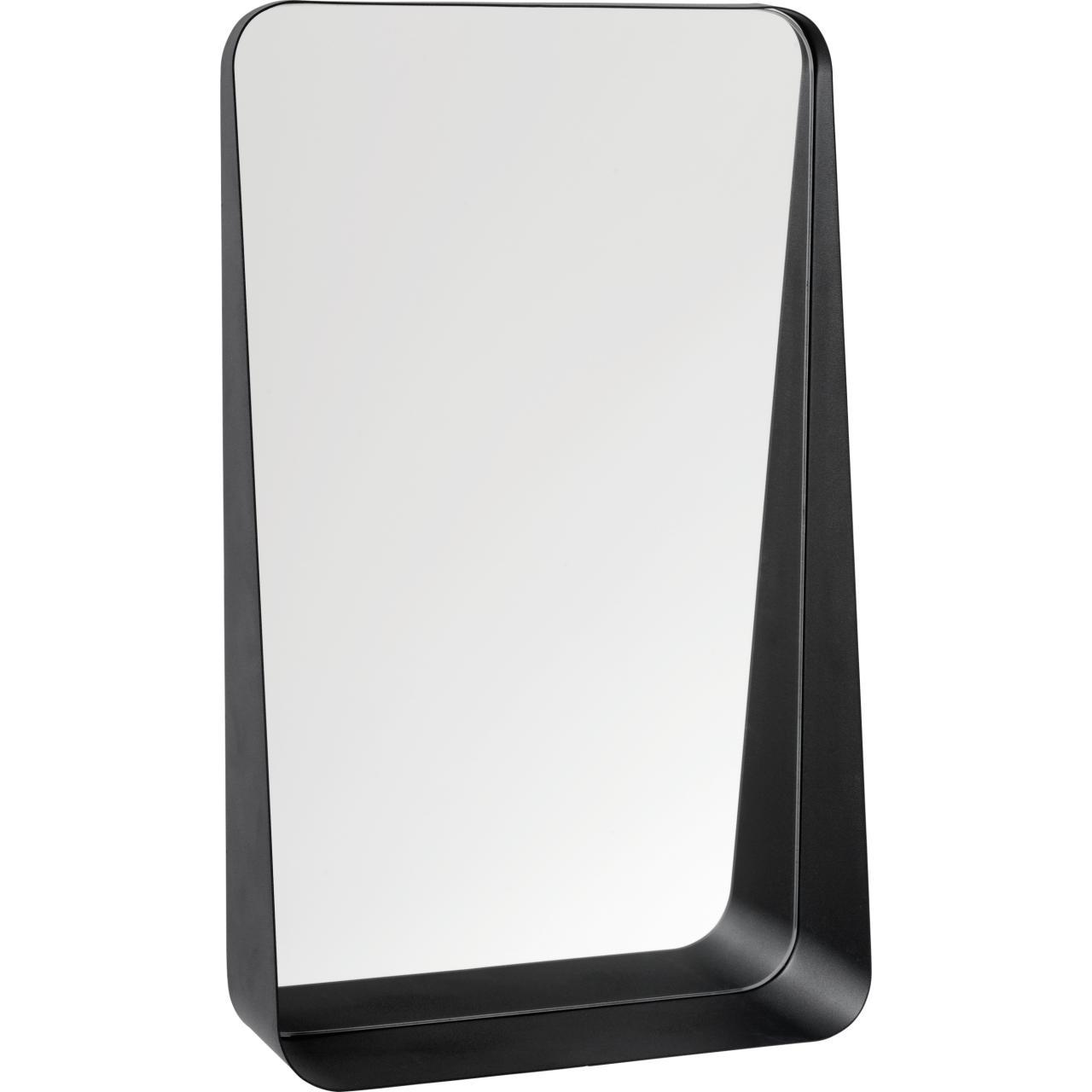 Spegel_Svart_Ram