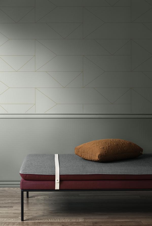 Soffa och dagbädd från Ferm Living u2039 Dansk inredning och design