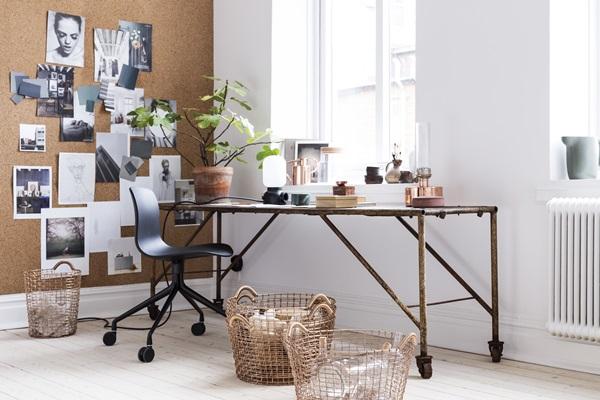 Bin 18 & Classic 35 copper - Desk_1