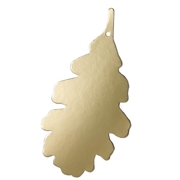 Svenskt Tenn Decoration Oak leaves Gold
