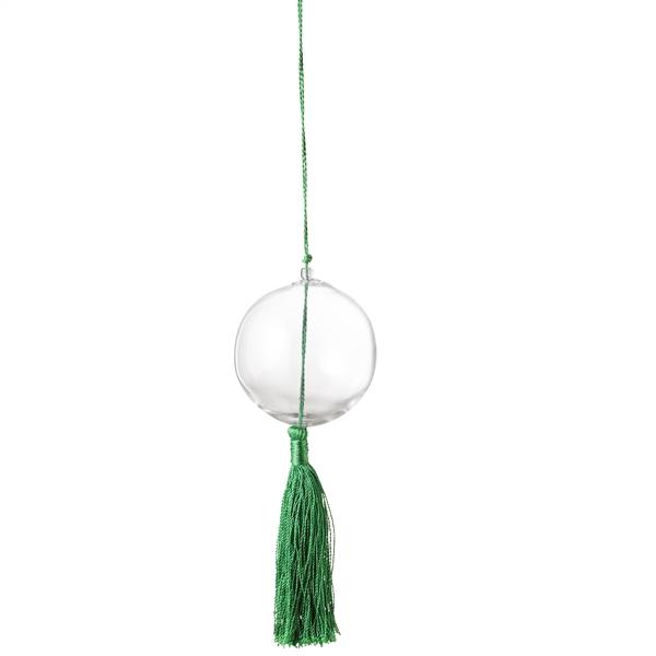 Svenskt Tenn Pendant Glass Bauble Large Green