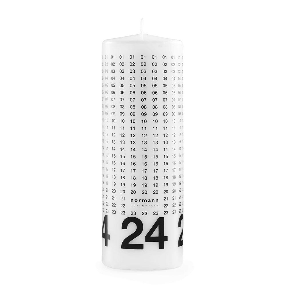 normann copenhagen kalenderljus 2