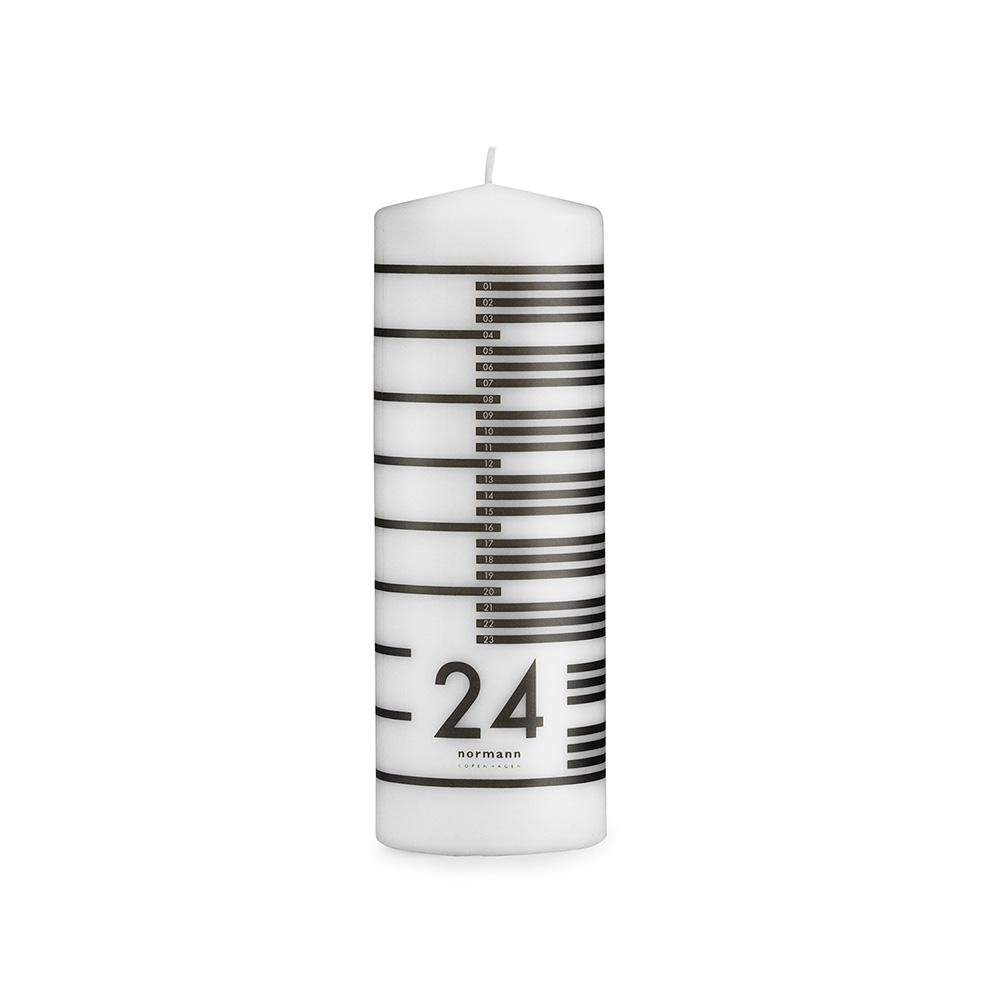 normann copenhagen kalenderljus