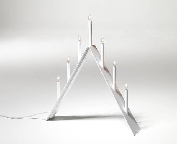 smd design ljusstake advent