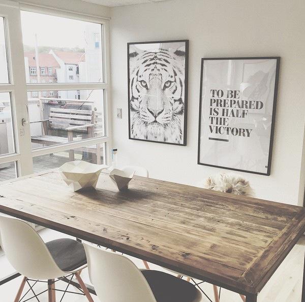 tiger tavla poster trendsisters