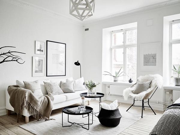 Ljus sekelskiftesetta med underbara originaldetaljer ‹ Dansk ...