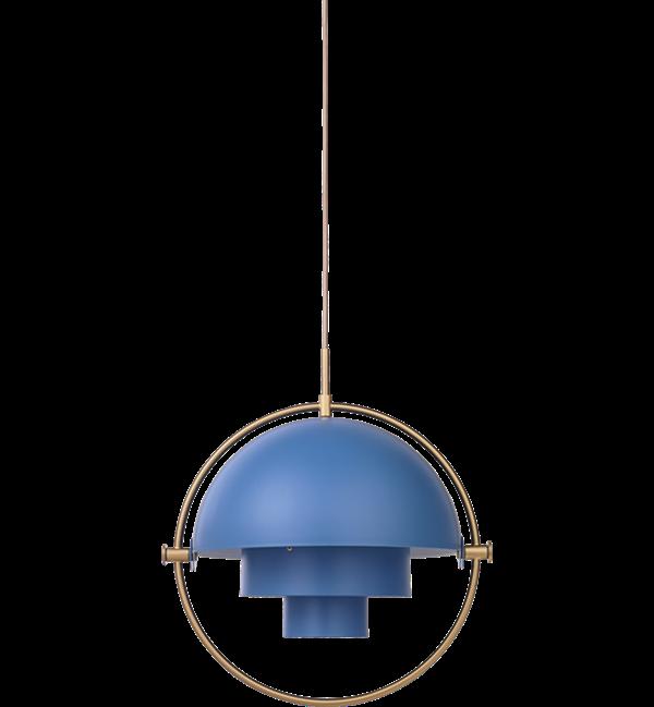 multilite_pendant_brass_blue_1_off_image