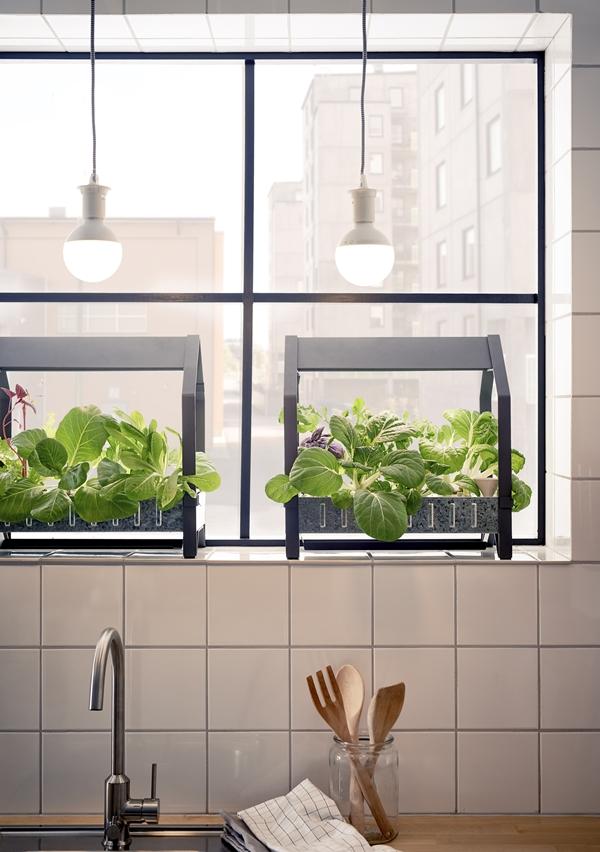 Ikea odla inomhus med hydroponik dansk inredning och design - Huerto en casa ikea ...