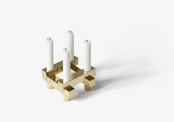 721 Grams IG1 - 4 pc with candles