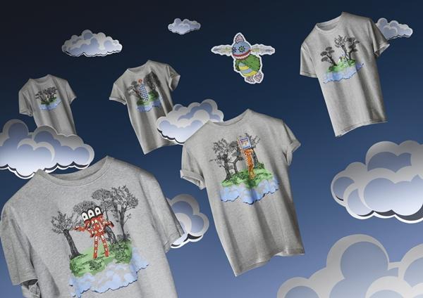 IKEA_GLODANDE_t-shirt_miljo