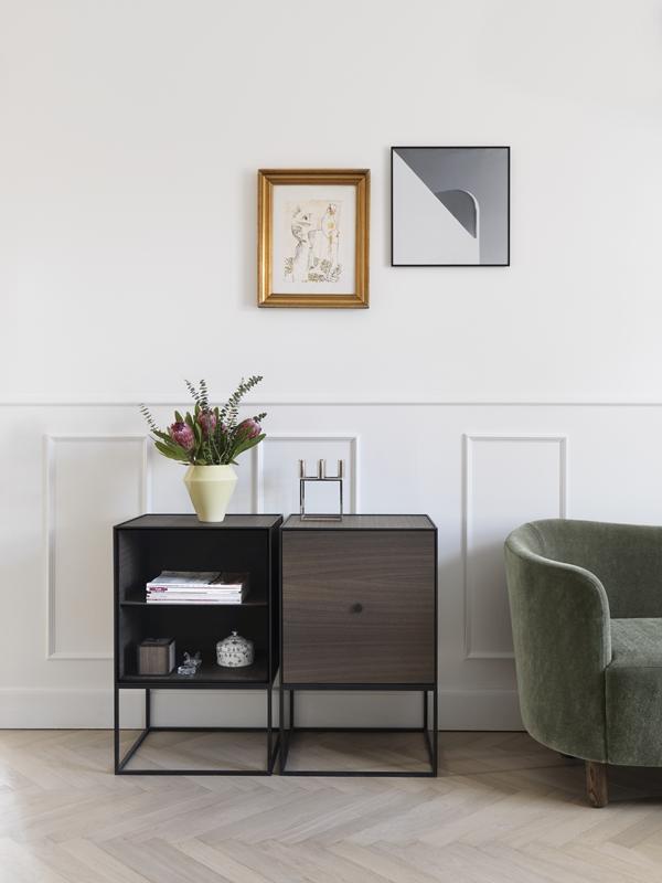byLassen_Frame Sideboard Smoked oak__Mingle sofa_Lifestyle_High Res