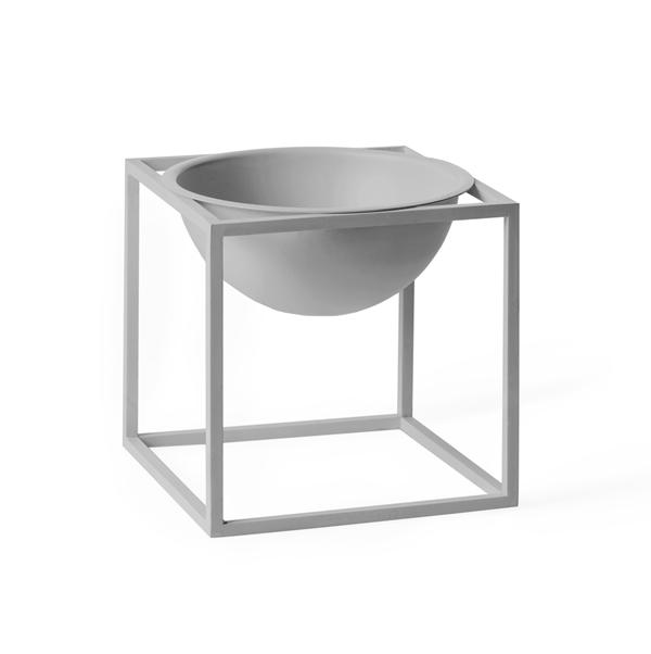byLassen_Kubus Bowl_Cool grey_Small_Packshot_High Res