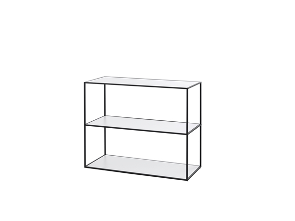 byLassen_Twin Bookcase_Black_Small_Packshot_High Res