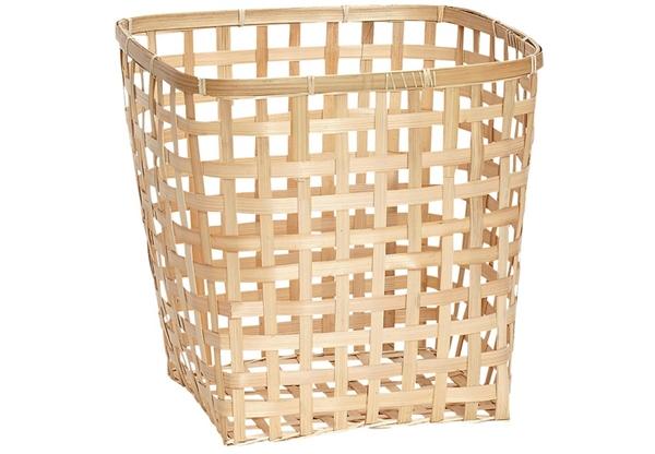 bambukorg från hubsch