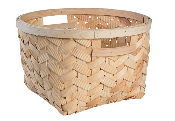 korg i cederträ från Bolia