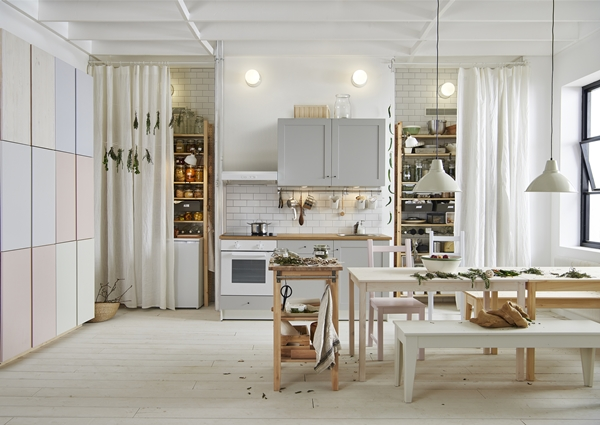 Kok Design Ikea :  den 188, slopps IKEA katalogen 2017! o Dansk inredning och design