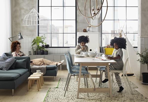 IKEA_NORRAKER_matbord