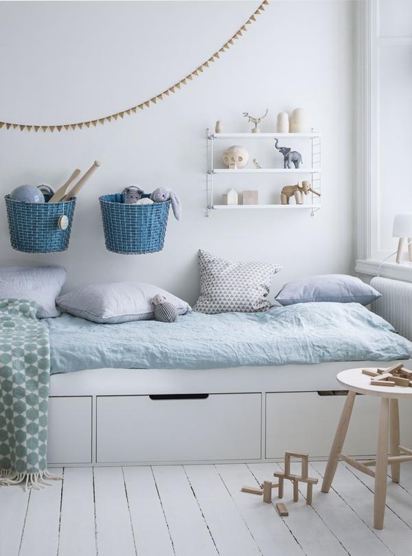 Bin 24, Basket liner - Childrens room