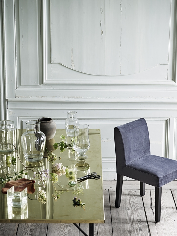 brass-table-with-vases-and-the-new-daydine-chair-in-velvet_high