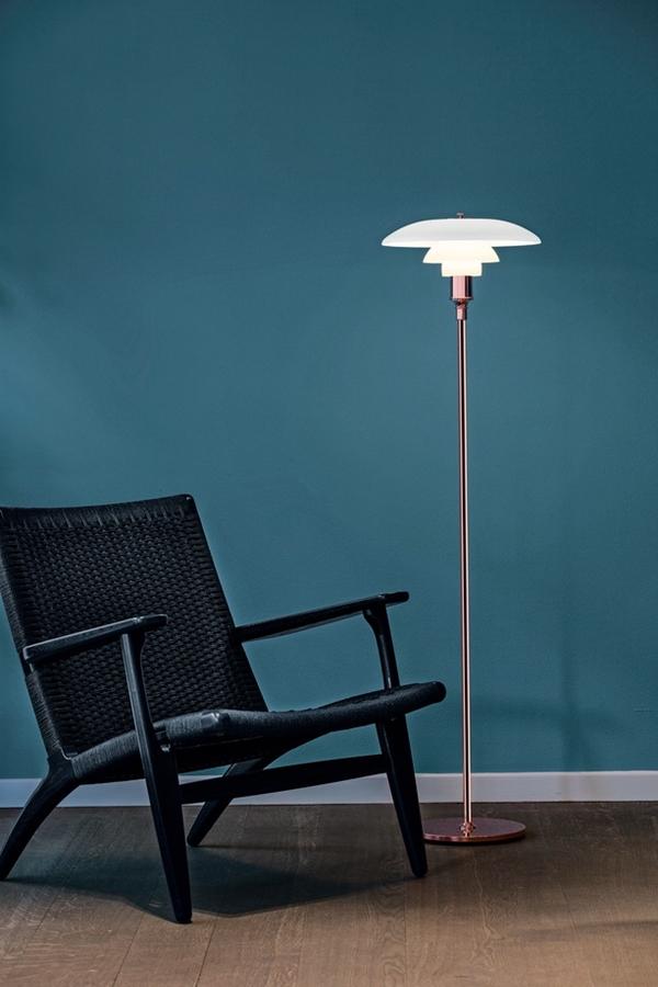 PH lampan i ny läcker version u2039 Dansk inredning och design