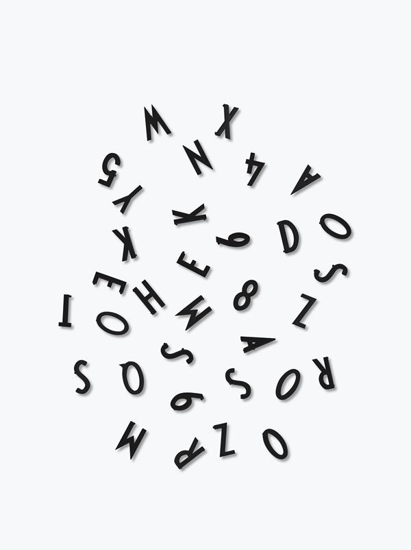 Lettersblack