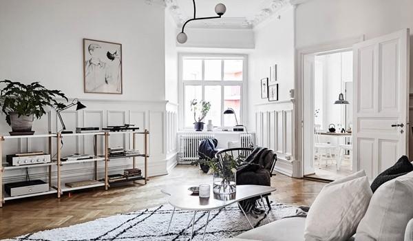 Inredning Vardagsrum ‹ Dansk inredning och design