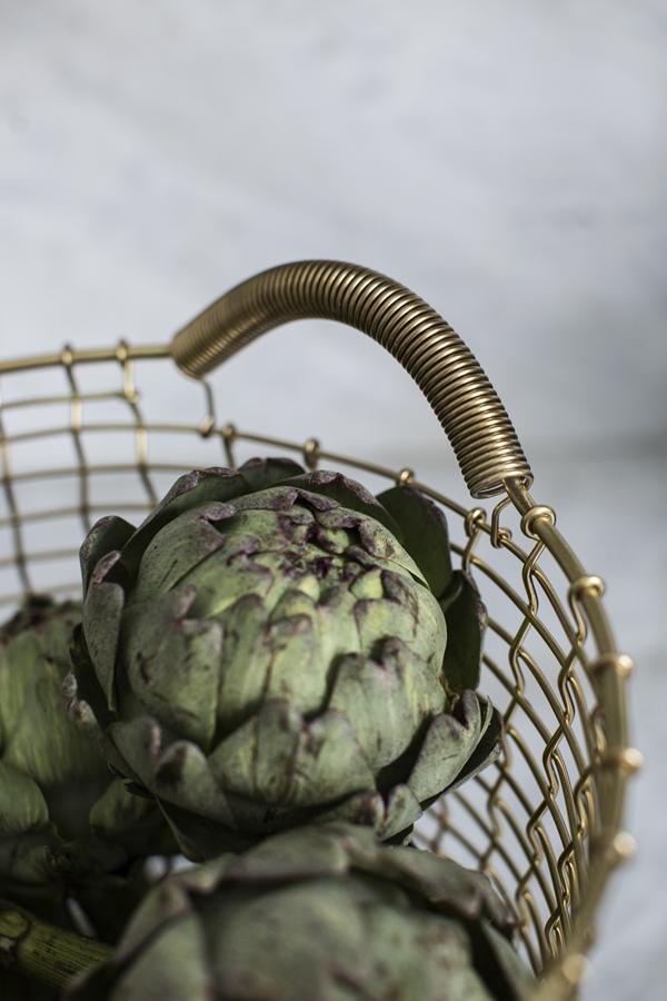 Bin 16 brass artichoke1
