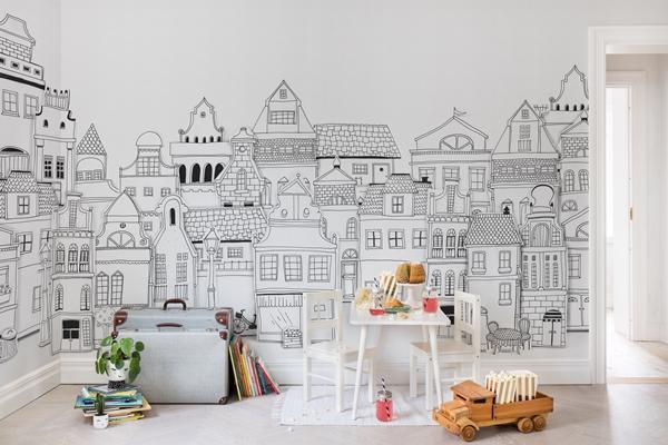 inspiraration fr n sagornas v rld till stora och sm dansk inredning och design. Black Bedroom Furniture Sets. Home Design Ideas