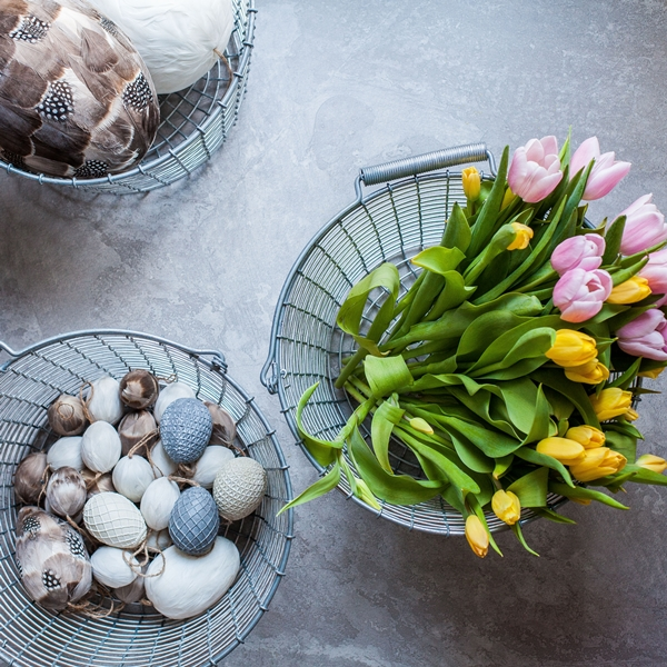 Bucket 16 - Easter eggs & tulips_2
