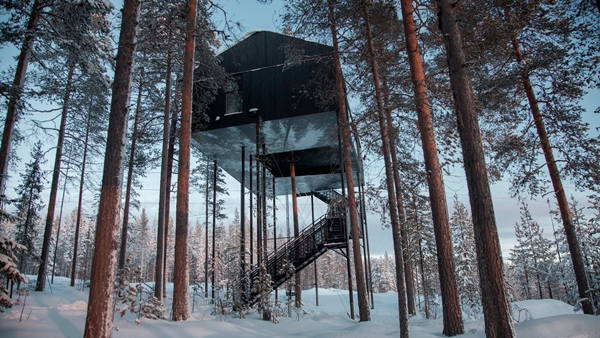 the-7th-room-tree-hotel-snohetta-sweden 10