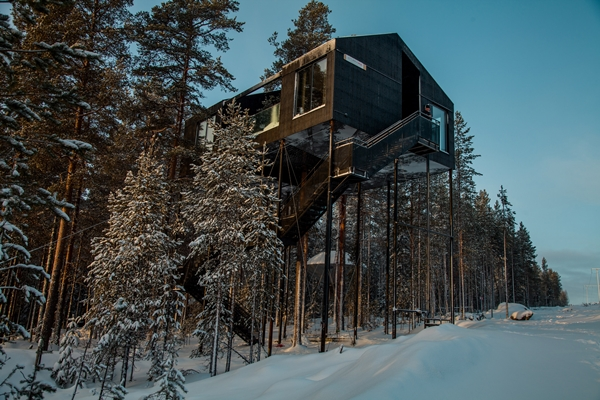 the-7th-room-tree-hotel-snohetta-sweden 4