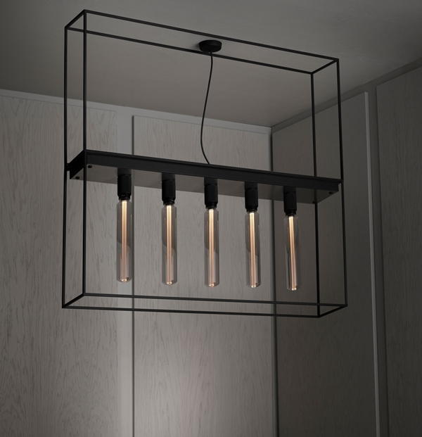 Buster-Punch-CAGED-Ceiling-Light-5.0-Brushed-STEEL-Extension-Cage
