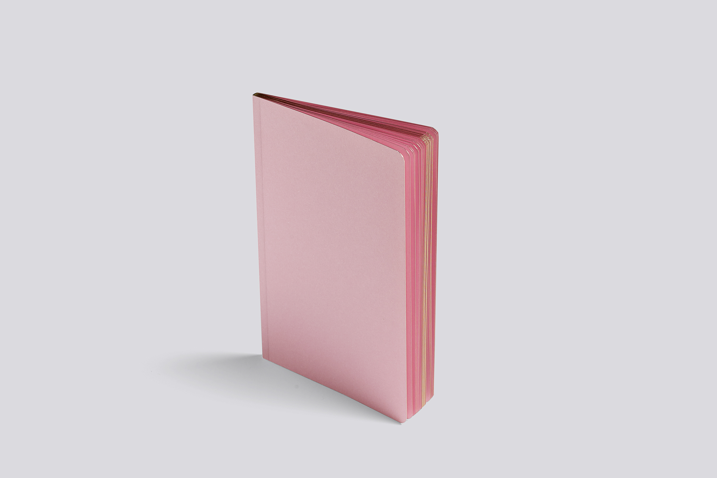 Edge Notebook soft pink