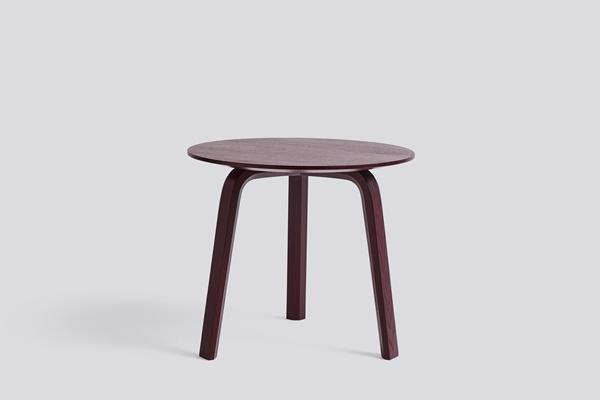 Bella Coffee Table Ø45xH39 dark brick