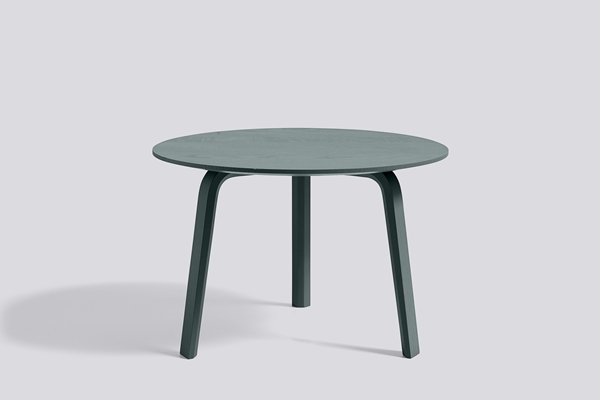 Bella Coffee Table Ø60xH39 brunswick green