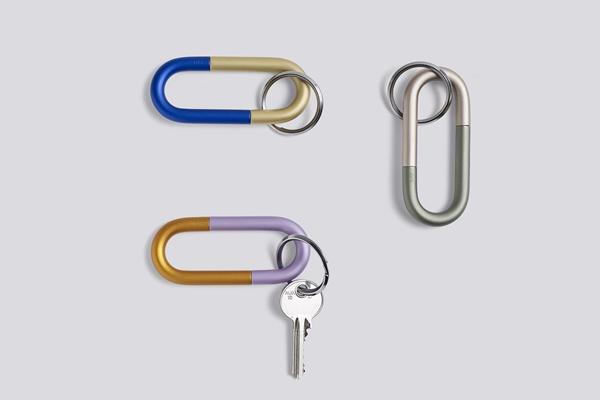 Cane Key Ring Family