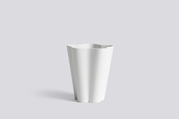 Iris Vase S off white