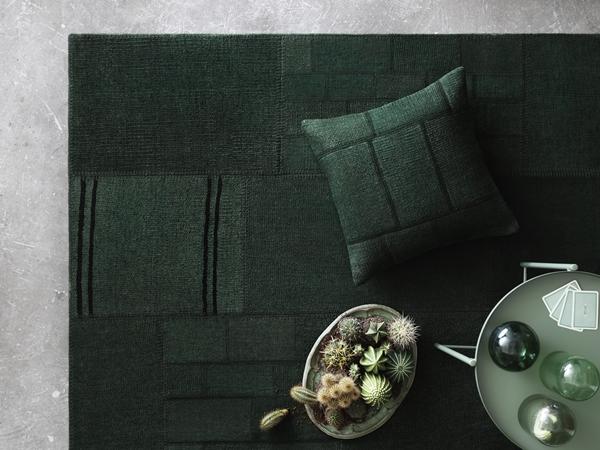 IKEA_GORLEV_matta_gron_170x240cm_603.988.51_kuddfodral_gron_803.988.69