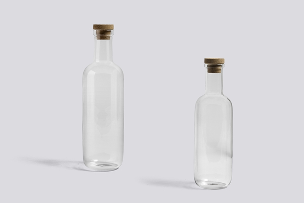Bottle Family Clear