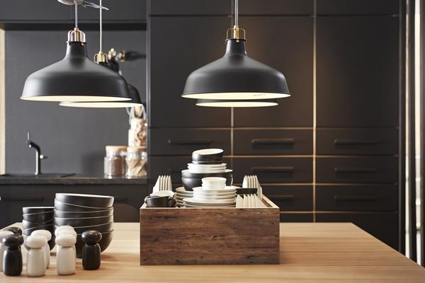 IKEA_RANARP_taklampa_svart_PH147702