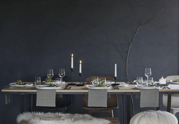 ikea s vinterkollektion 2017 inspirerad av island dansk inredning och design. Black Bedroom Furniture Sets. Home Design Ideas