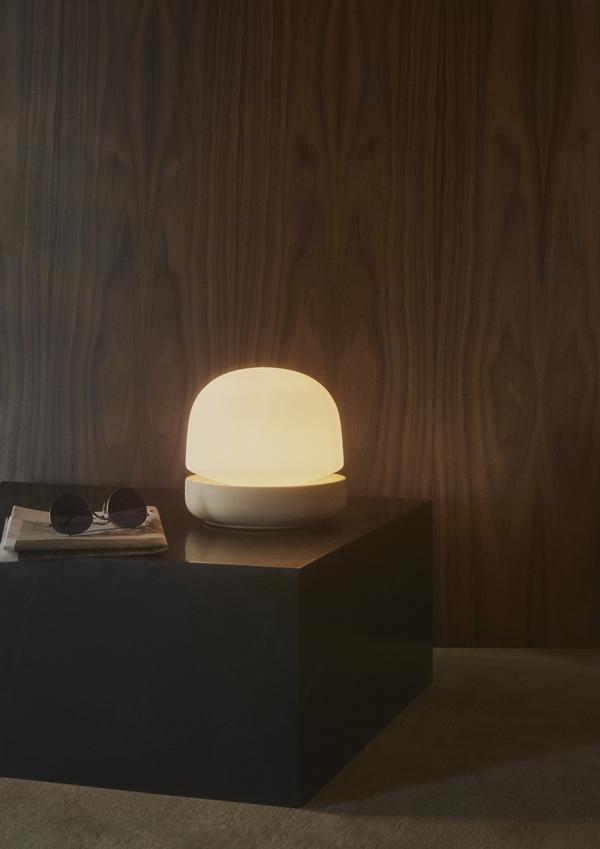 MENU Stone Lamp, Plinth