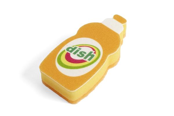 Sponge Dish Wash