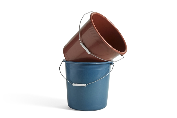 Turkish Plastic Bucket Family