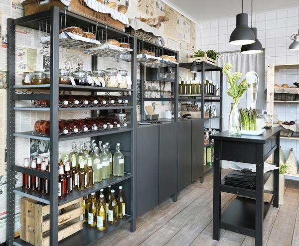 Ikea s ikon hylla ivar firar 50 r dansk inredning och for Arredamento parrucchieri ikea