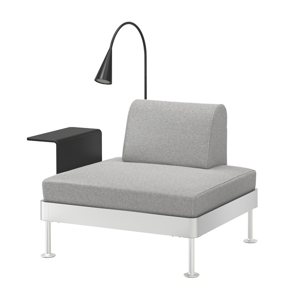 IKEA_DELAKTIG_fatolj_med_sidobord_lampa_Tallmyra_vit_svart_PE668355 (1)