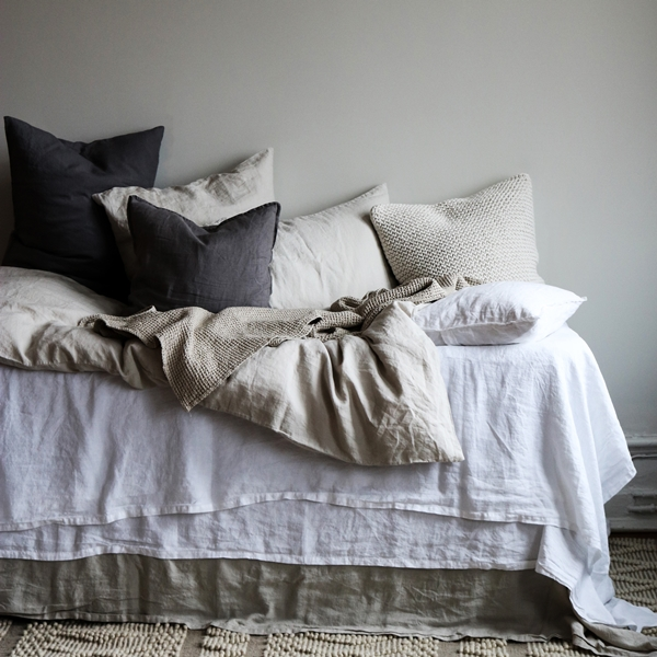 Cushion covers and sheet