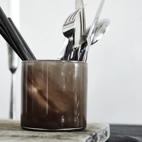 Lyric brown_cutlery