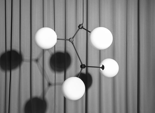 MENU - Franklin Chandelier TR Bulb