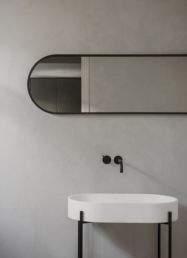 MENU - Norm Oval Mirror